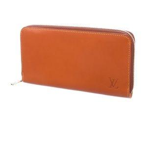 Louis Vuitton Nomade Zippy Wallet